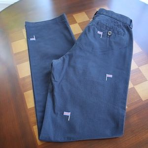 Brooks Brothers Flags Youth Casual Long Pants